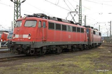 Baureihe E10 E V 110 415 7