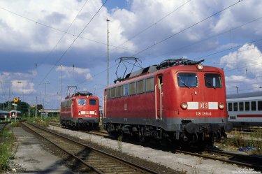 Baureihe E10 E V 115 224 8